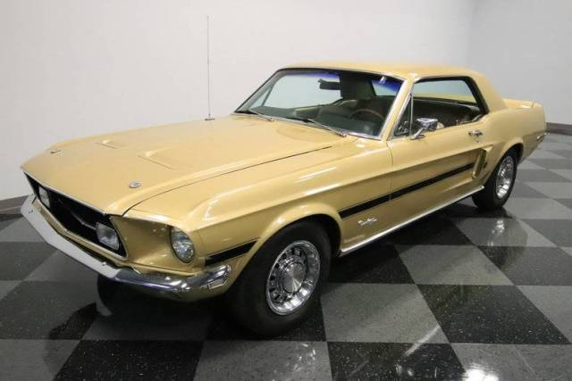High Country Special Mustang