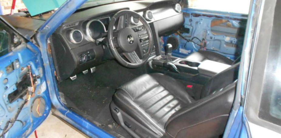 Fox Body Mustang GT500 Hybrid