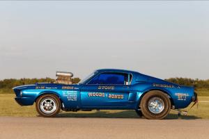 1967 Stone Woods & Bones Shelby Mustang Gasser