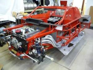 SN95 Mustang Trans Am Racer