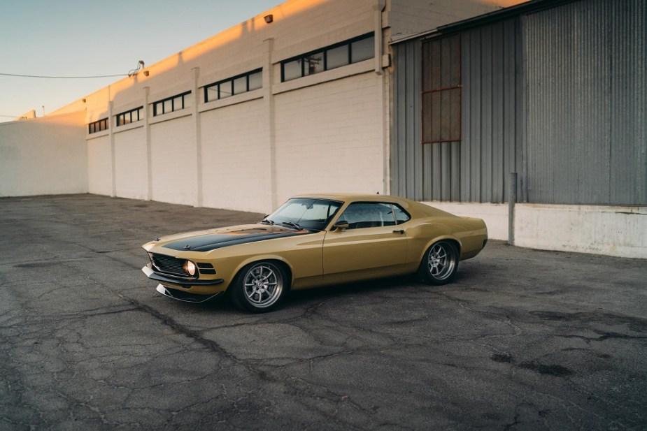Robert Downey Jr. 1970 Ford Mustang Boss 302 by Speedkore