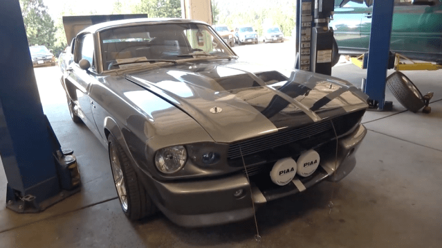 1967 Ford Mustang Eleanor clone
