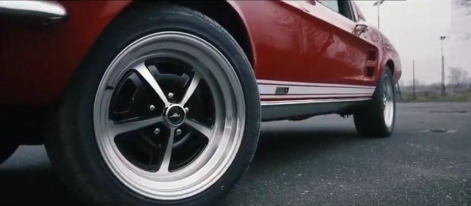 1967 Mustang GTA Rocker