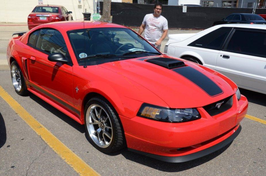 Mustang Alley