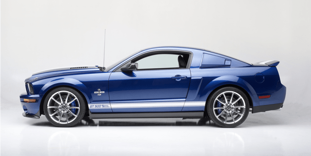 2007 Ford Shelby Mustang GT 500 Super Snake