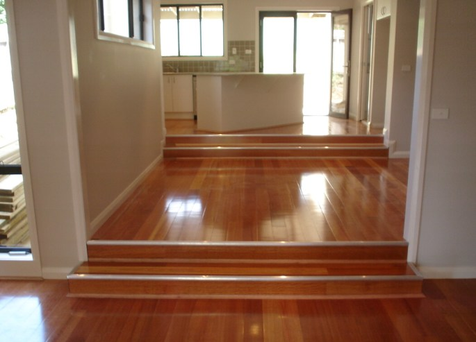 Custom Engineered Floor