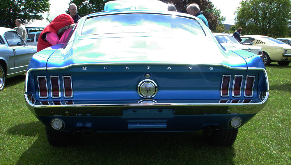 Awesome 1967 Mustang Interior 4 68 Ford Mustang Wiring Diagram