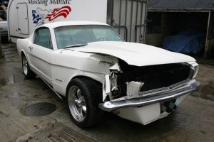 '64 12 22 Fastback (RTA) | Mustang Maniac