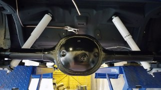 axle&shock