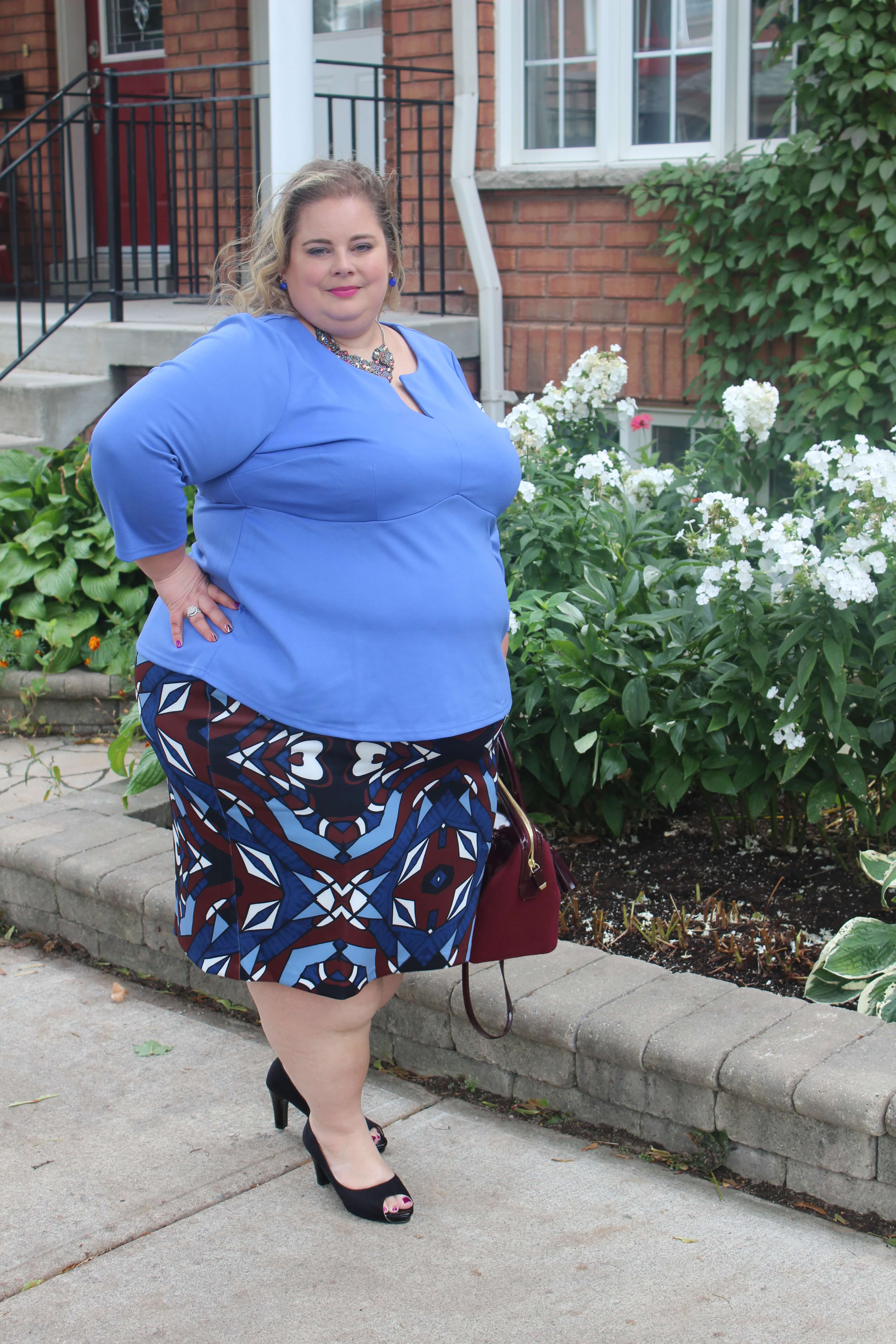 It S A Good Time To Be In The Plus Size Market: Meeting Ready With Eloquii