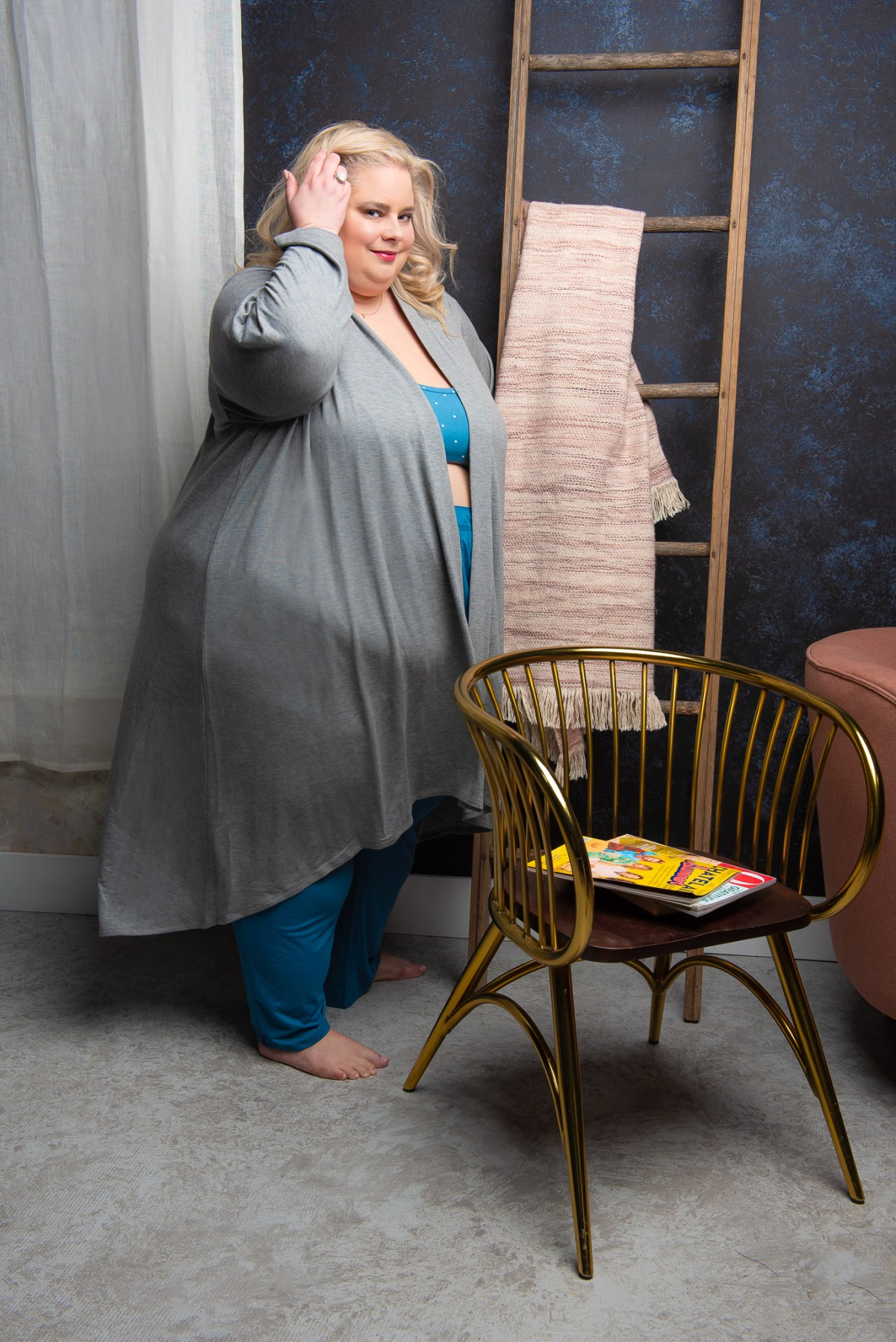 Lounging in Style with Torrid