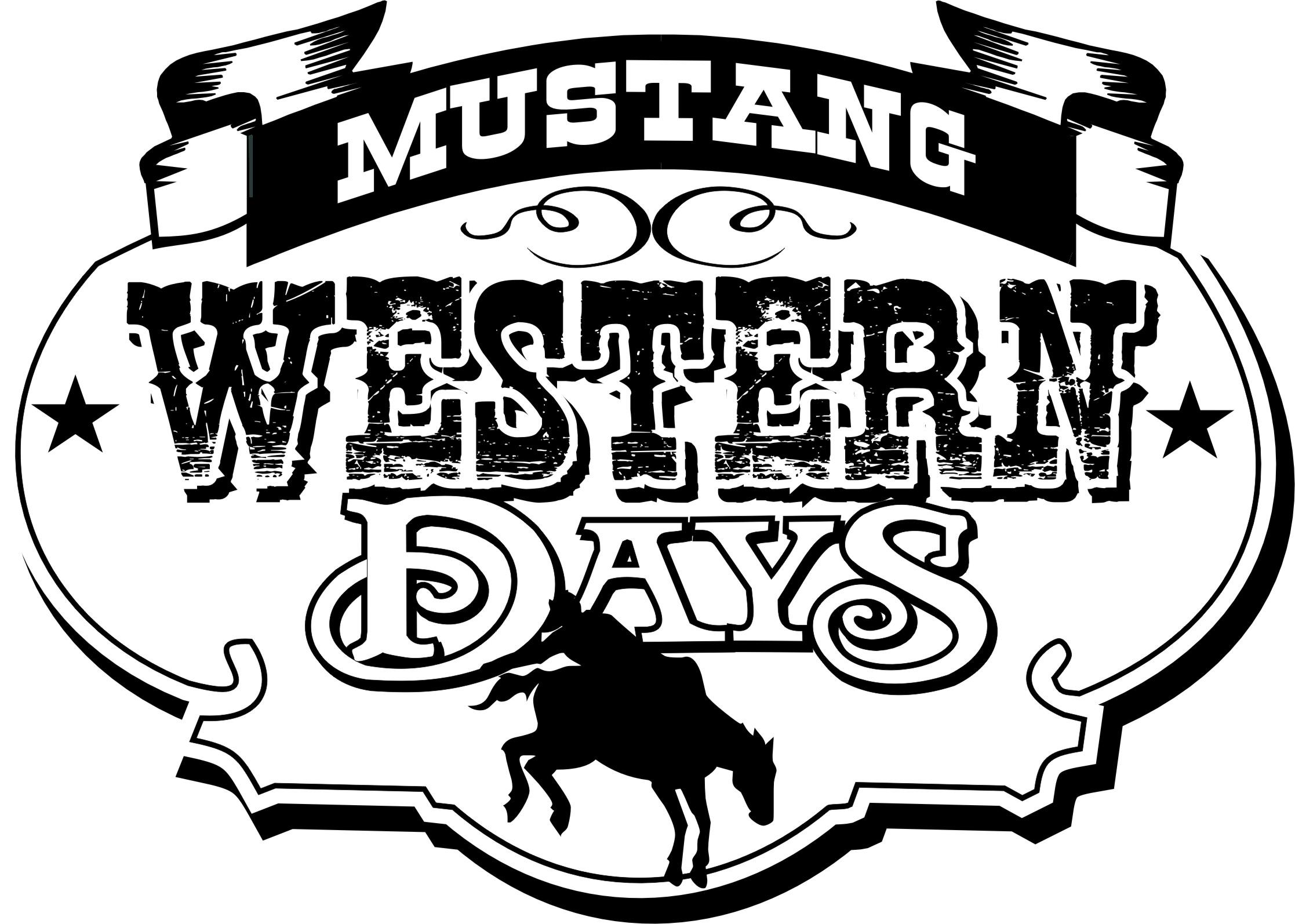 Mustang Belt Buckle 2 Western Days September 6th