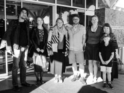Group photo at Naantali Spa