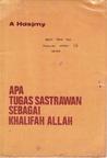 Apa Tugas sastrawan Sebagai Khalifah Allah