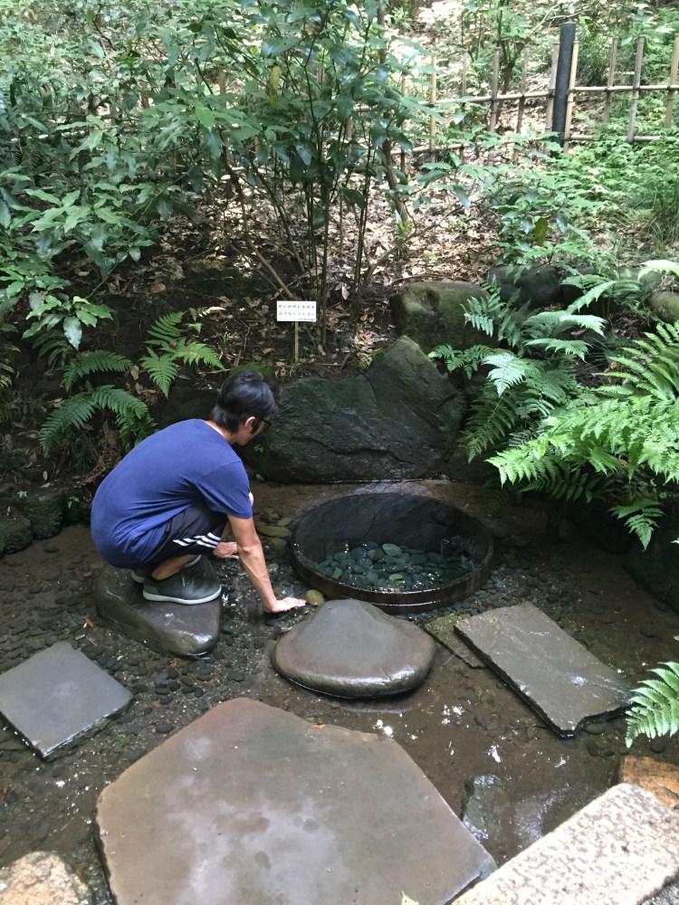 Kiyomasa's well