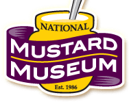 National Mustard Museum logo
