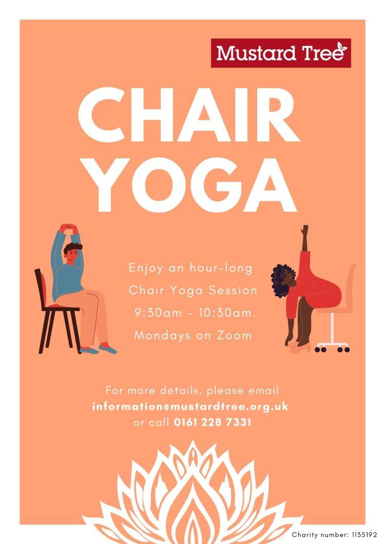 Chair Yoga V2