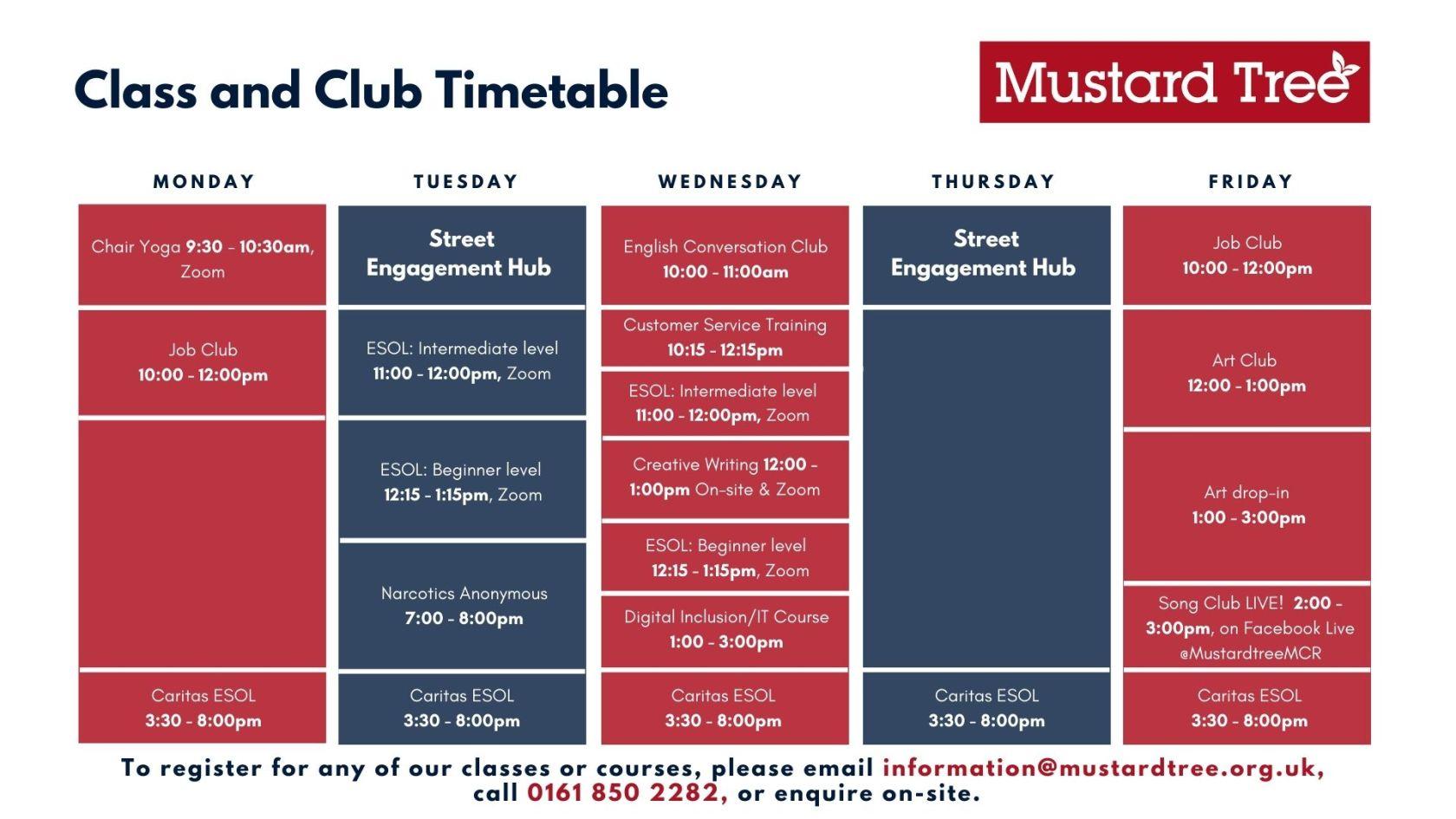 Class & Club Timetable FINAL (1)