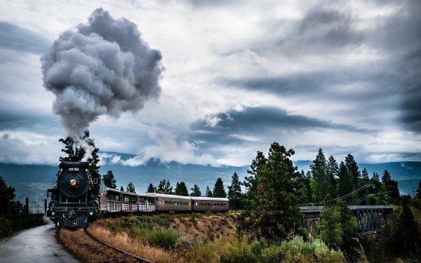 Marriage Steam Train Tall Ride
