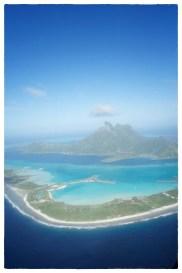 Heading to Bora Bora