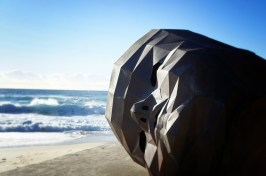 October's highlight was Sculpture by the Sea on Bondi Beach