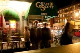 Great Scott on Friday nights