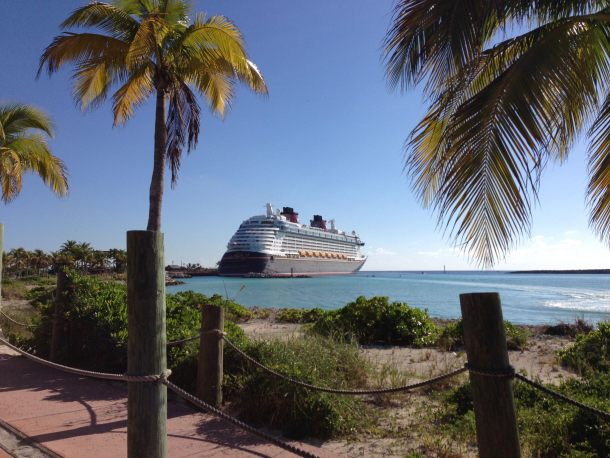 Disney Dream at Castaway Key