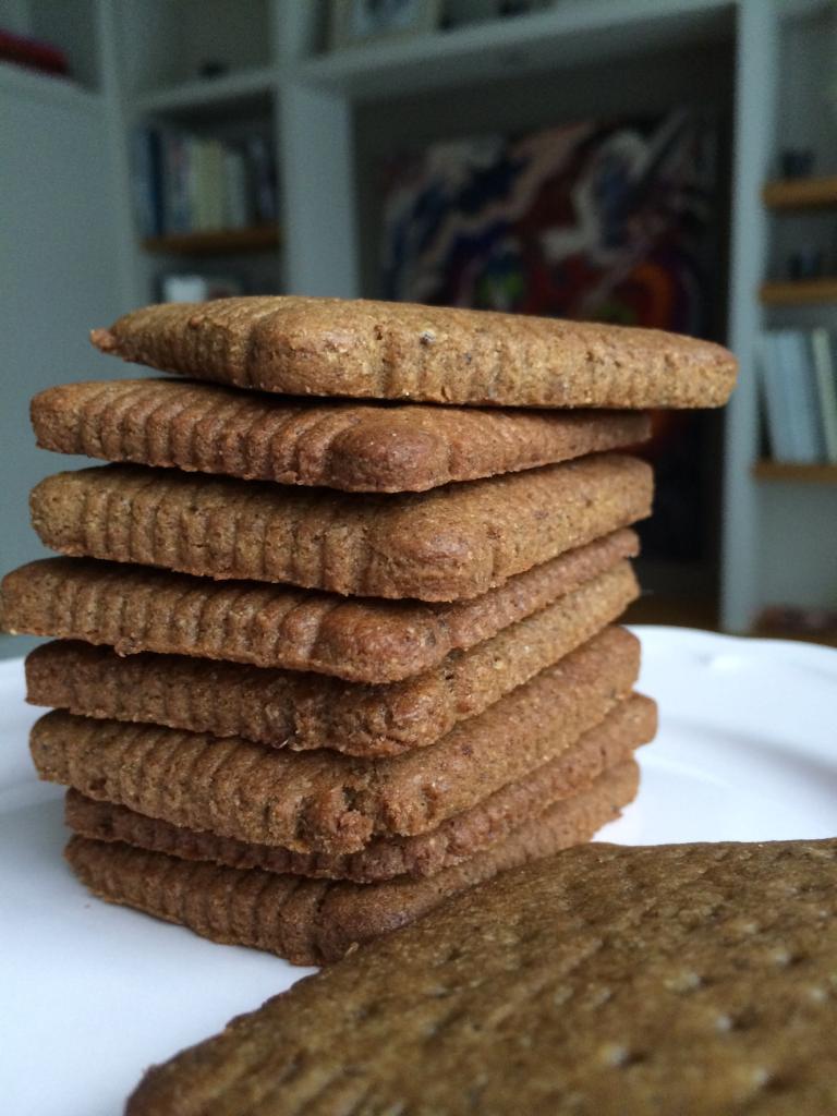 gluten free cookie tower