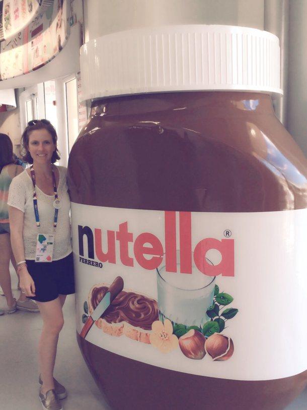 Nutella Baby!