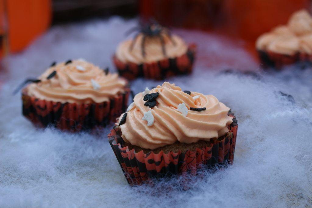 Halloweencupcake