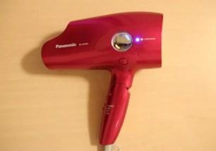 Panasonic奈米修護吹風機 EH-NA96 使用報告