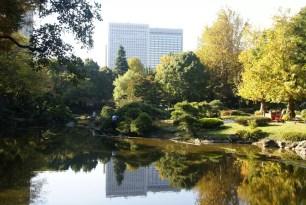 東京旅遊景點-日比谷公園