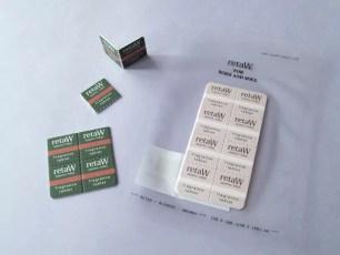 能為生活中各種時候帶來香氣的紙片