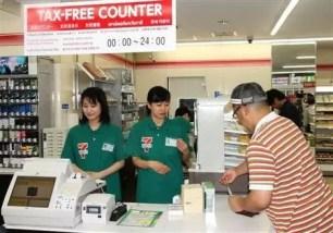 日本7-11退稅服務正式啟動、7月底前擴展1000家門市