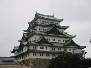 名古屋旅遊實記 名古屋城