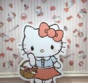 「Kitty散步道」來到了KAWAII的起源地原宿!