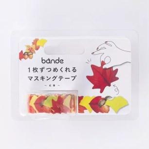 花瓣式紙膠帶✿bande 2017秋季新品開賣囉✩