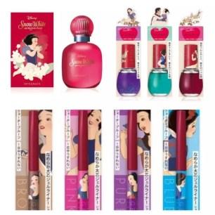 INTEGRATE聯名彩妝品x迪士尼電影『白雪公主』上映80週年記念☆7月21日起數量限定販售