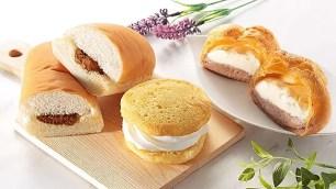 LAWSON STORE 100「北海道Fair」♡7月4日起兩週限定!使用當地食材製作的3款麵包與2款甜點通通銅板價