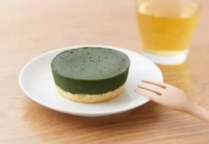 日本無印良品4月新開賣的冷藏甜點♪實惠銅板價「宇治抹茶蛋糕」♡