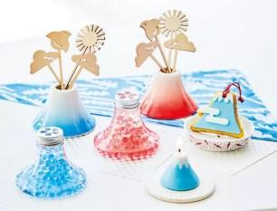 日本kameyama candle house☆「富士山主題芳香療癒小物」新上市