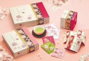 茶葉專售店「LUPICIA」2020年春季數量限定「櫻之茶」系列