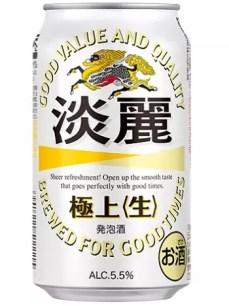 ☆2020年5月最新版☆日本人最愛發泡酒/第三類啤酒排行榜