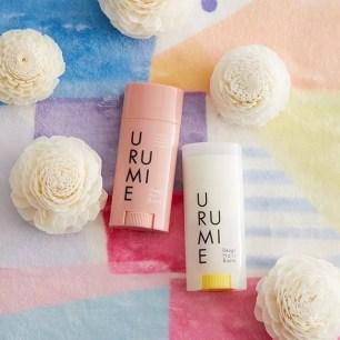 2種不同香氣的「URUMIE 3way天然軟膏」抽獎活動,圓滿結束囉!