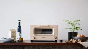 米色版新登場!日本「BALMUDA The Toaster」蒸氣式烤麵包機,更新改版