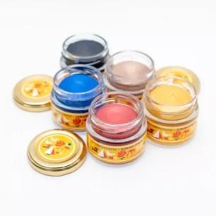 輕鬆改變髮色!「CRAY-PAS蠟筆花纹罐顏色造型髮蠟」共5色