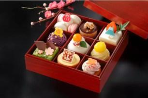 京都威斯汀都酒店☆以華麗精緻的「新春甜點九宮格BOX」慶祝新年吧