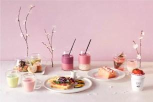 東京‧品牌直營店附設咖啡廳「BOTANIST Cafe」2021年春季期間限定餐點