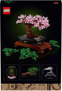 LEGO®創意百變專家系列「盆栽 10281」綠意盆栽或櫻花盆栽自由變換