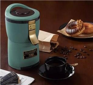 磨豆、濾煮美味咖啡它都包辦!日本TOFFY「Aroma自動研磨咖啡機」